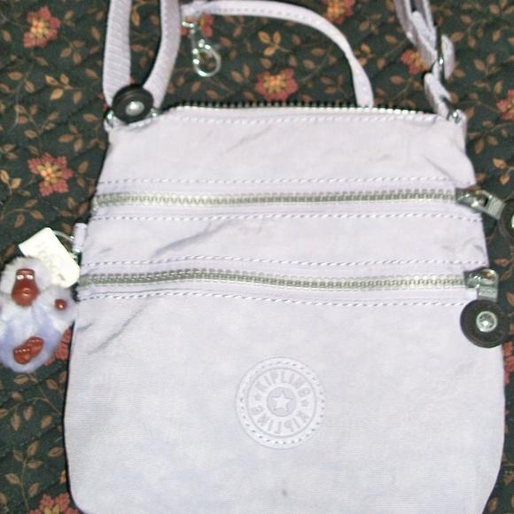 ea269a4760b Kipling Bags | Nwt Crossbody Bag In Belgian Blue | Poshmark
